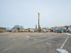 Mineola Harrison Avenue Parking Structure 02-01-19
