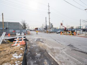 Urban Avenue Grade Crossing Elimination - 02-01-19