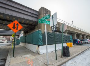 South Tyson Avenue Bridge Modification 02-01-19