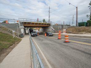 Nassau Boulevard Bridge - 10-11-19
