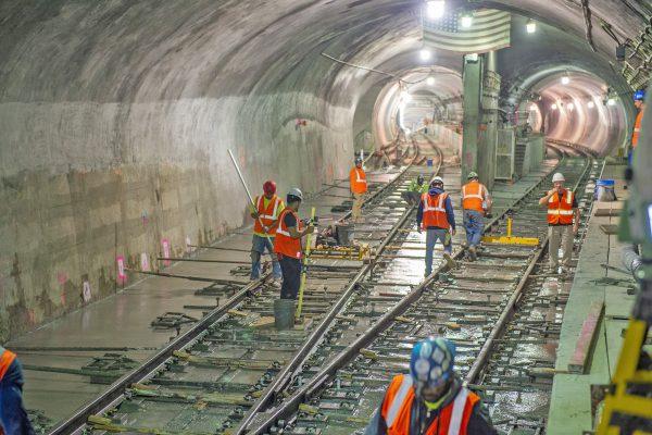 Manhattan Concrete Pour GCT 11-06-18