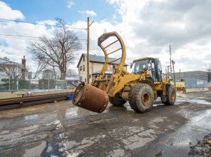Urban Avenue Grade Crossing Elimination - 02-13-19