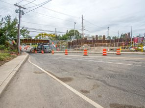 New Nassau Blvd. Bridge – 10-11-19