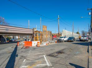 Plainfield Ave Bridge – 02-14-20