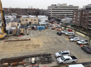Mineola Harrison Avenue Parking Structure 01-16-19