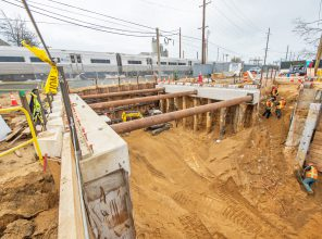 Urban Avenue Grade Crossing Elimination 04-19-19