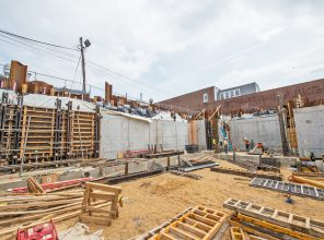 Mineola Harrison Avenue Parking Structure 04-19-19