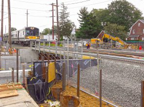 Covert Avenue Grade Crossing Elimination - 08-26-19