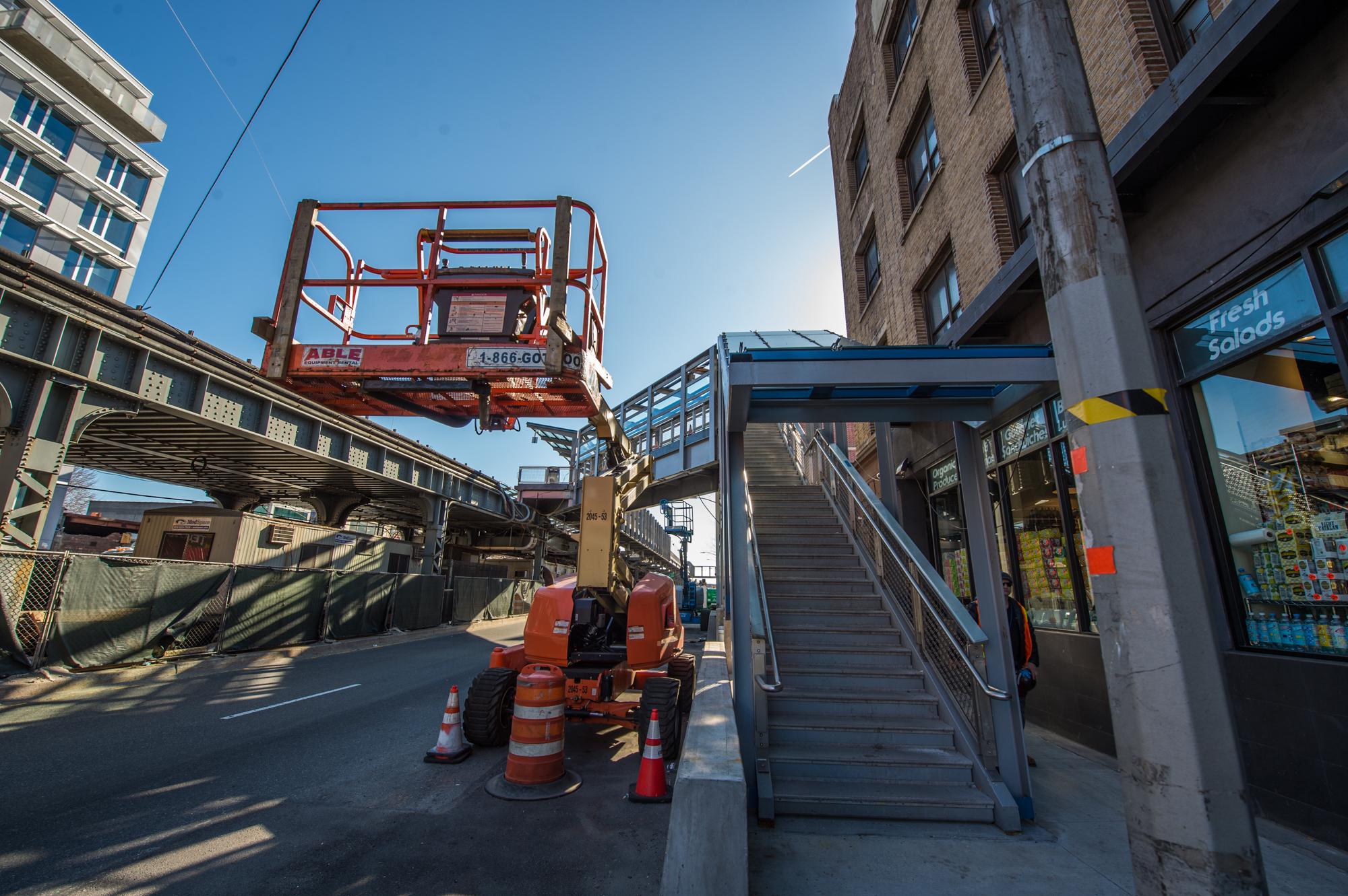 Nostrand Ave Station Rehabilitation - A Modern LI