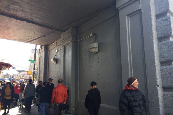 Flushing Main Street Bridge 03-29-19