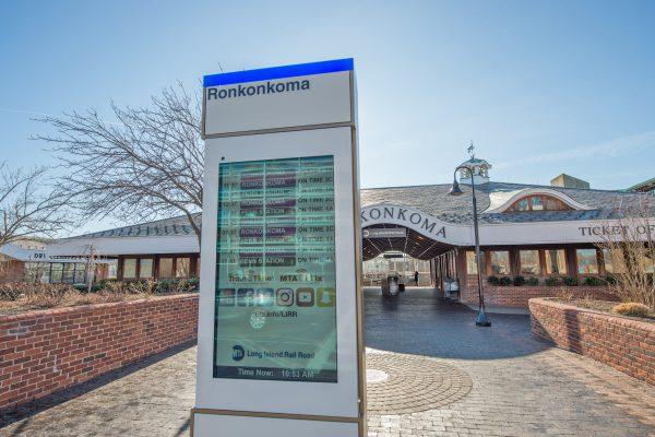 Ronkonkoma Station 01-09-20