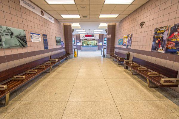 Baldwin Station 12-16-19