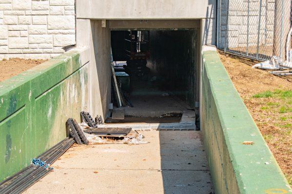 Floral Park Station - Linden Avenue Underpass - 03-18-20