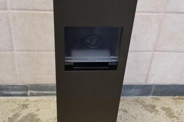Baldwin Station New USB Charging Station 11-27-18
