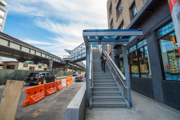 Nostrand Avenue Station 01-28-19