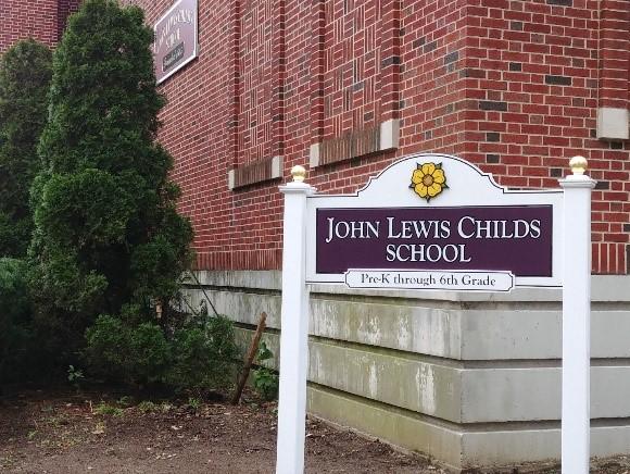 John Lewis Childs School meeting 10-29-18