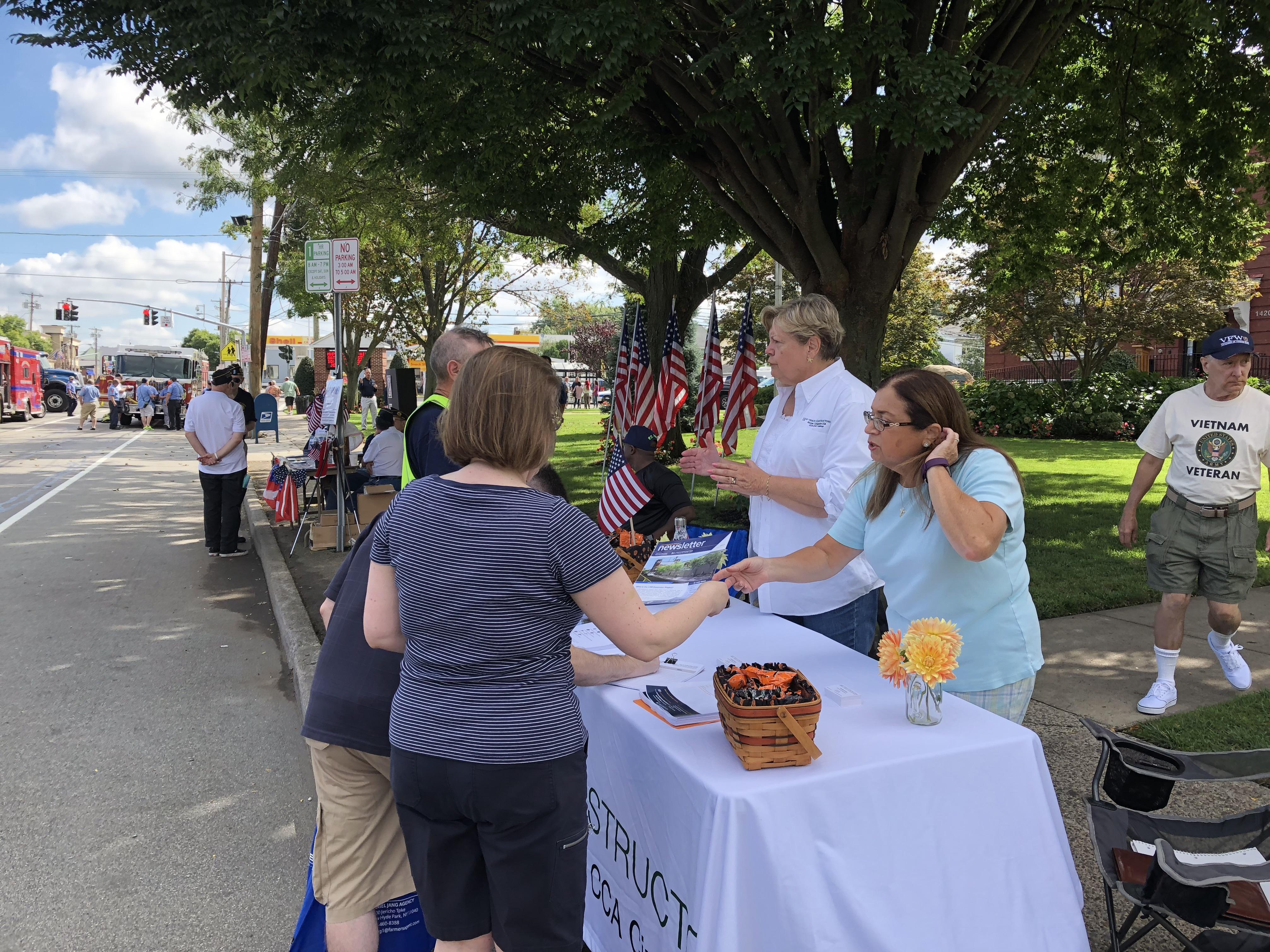 New Hyde Park Street Fair 09-15-2018