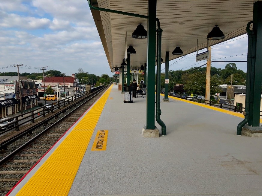 Wantagh Station Enhancement 10-30-18