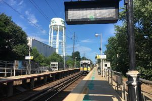 Carle Place Station Enhancement Project 11-26-18
