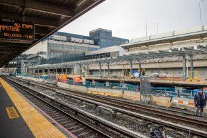 Construction of Platform-F Progresses 12-06-18