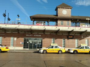 Valley Stream Station Building Prior to Enhancements