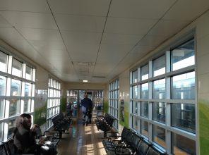 Valley Stream Platform Waiting Room Prior to Enhancements