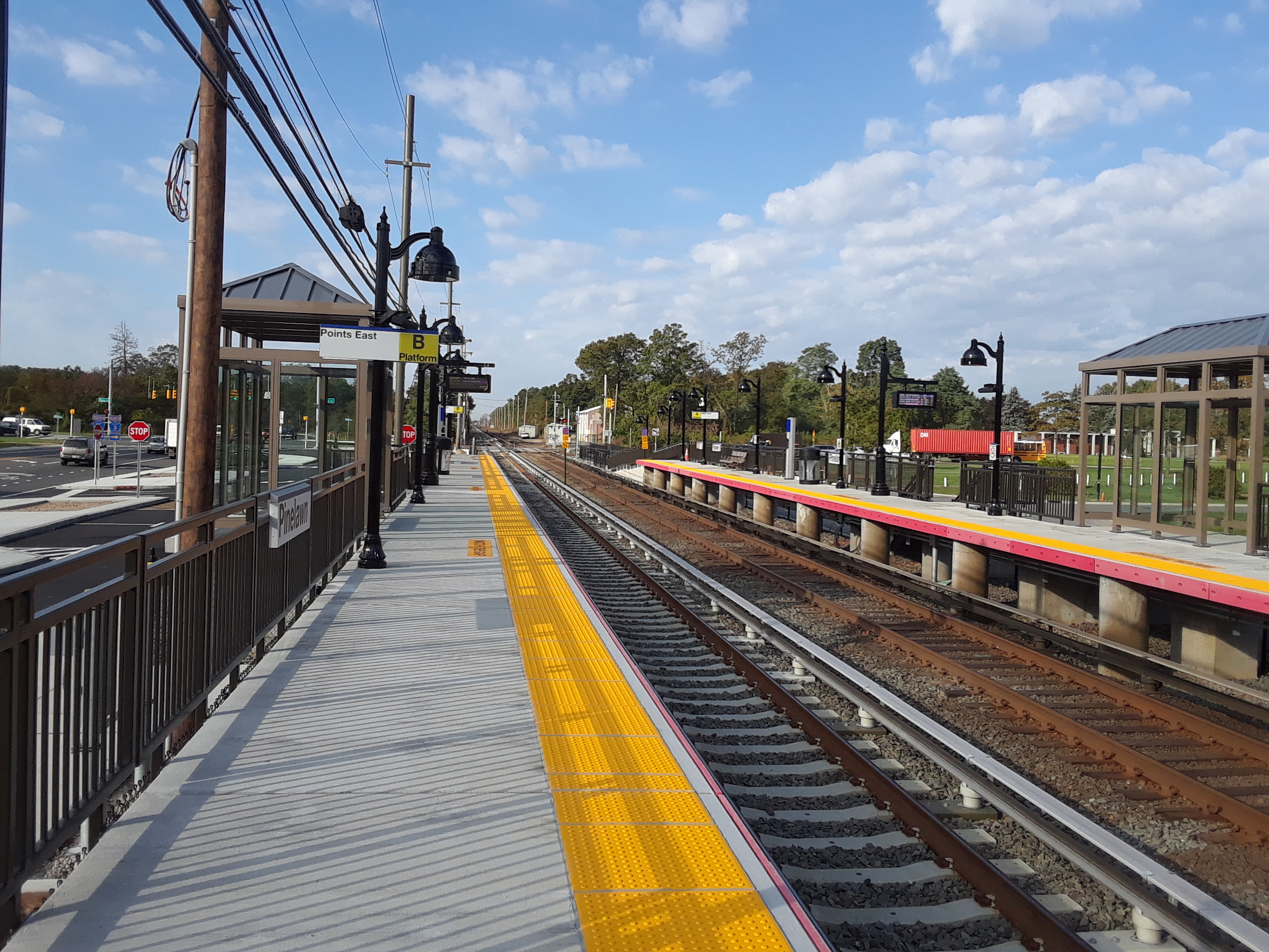 Pinelawn Station Enhancement (Completed 09/2018)