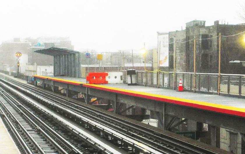 Nostrand Avenue Station