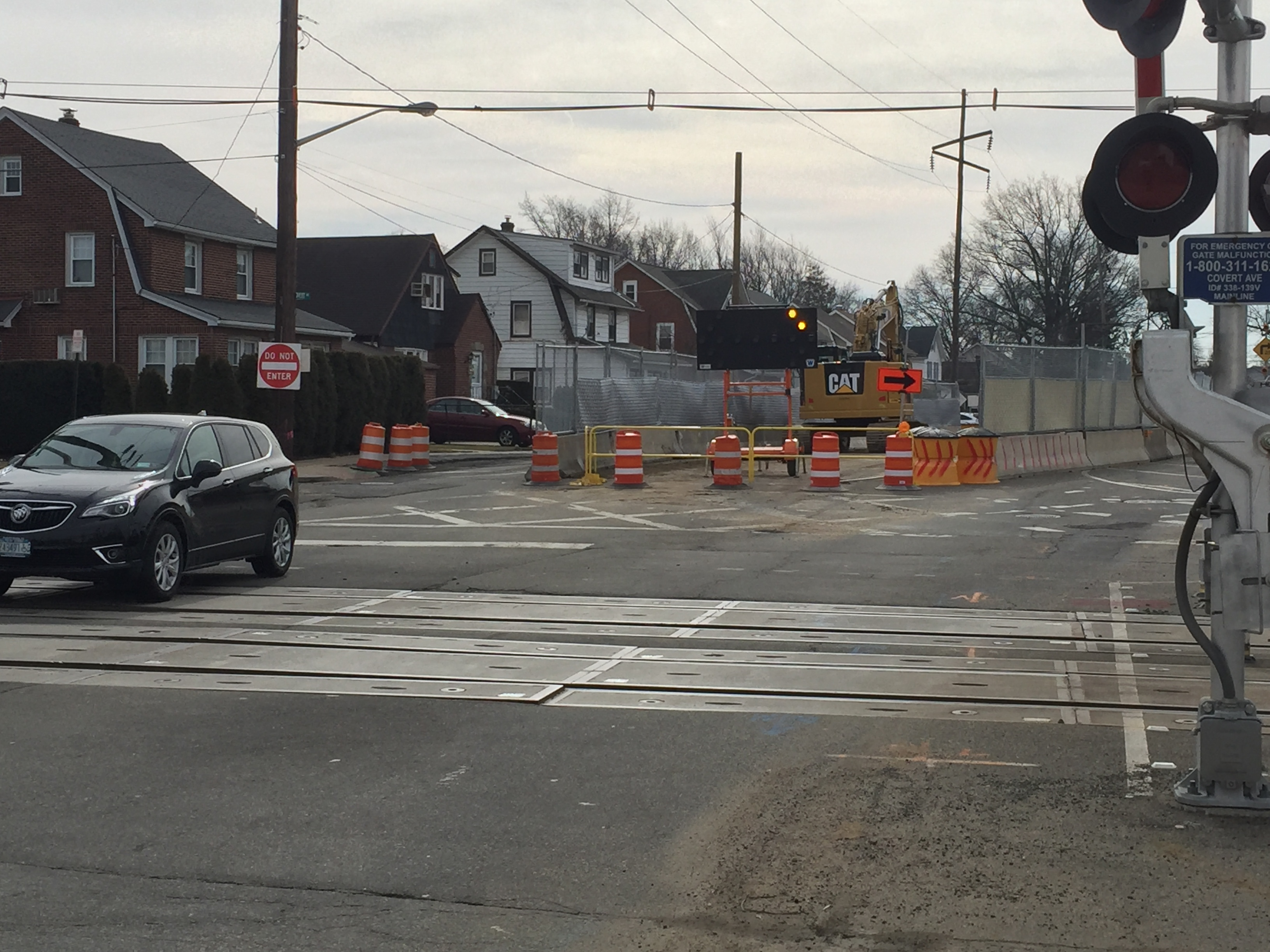 Covert Avenue Grade Crossing Elimination 02-22-19