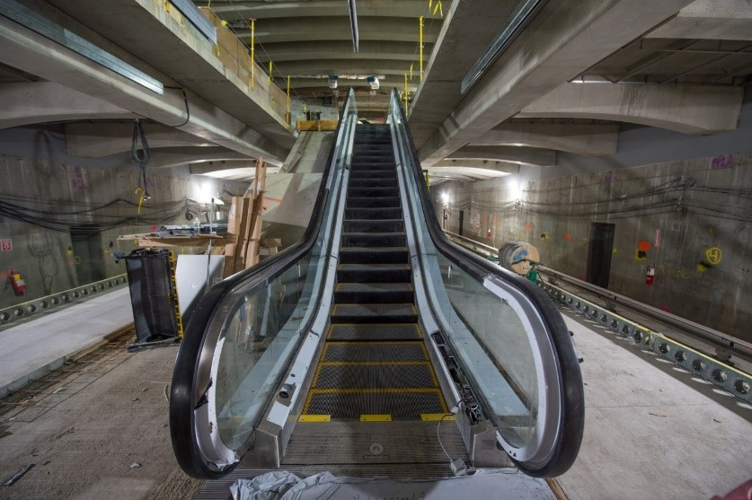 East Side Access finishes 03-01-19