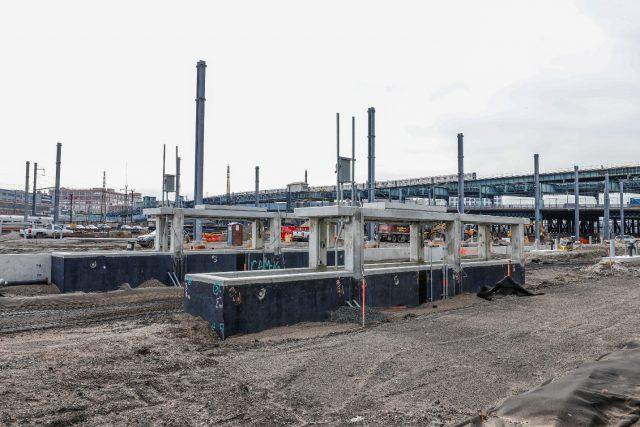 Mid Day Storage Yard 03-27-19