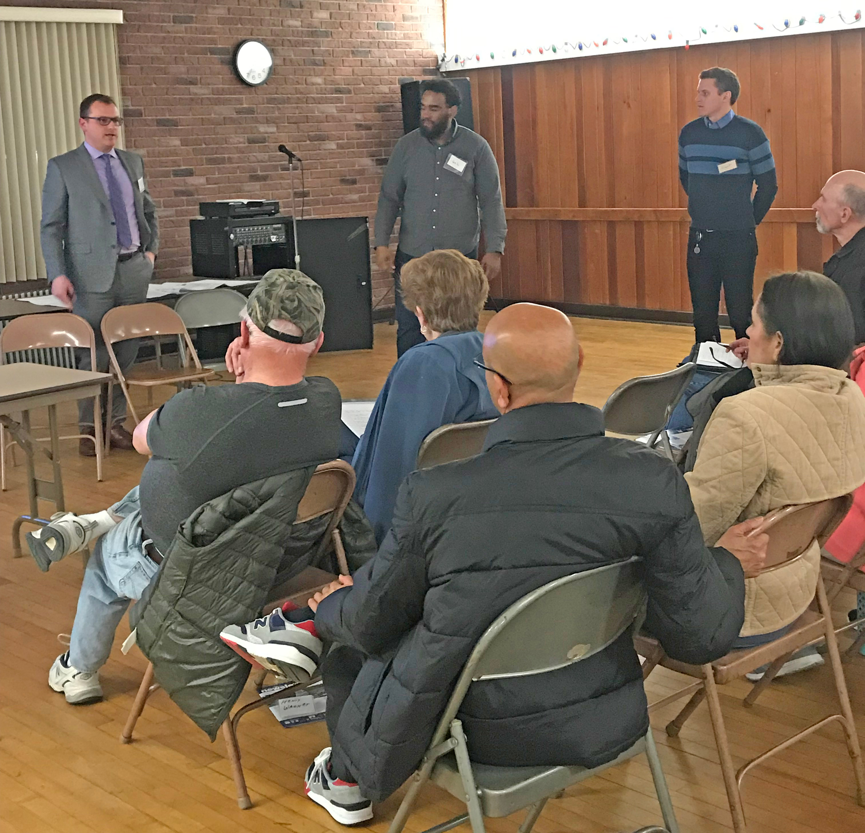 Covert Avenue Residents Meeting - 03-28-19
