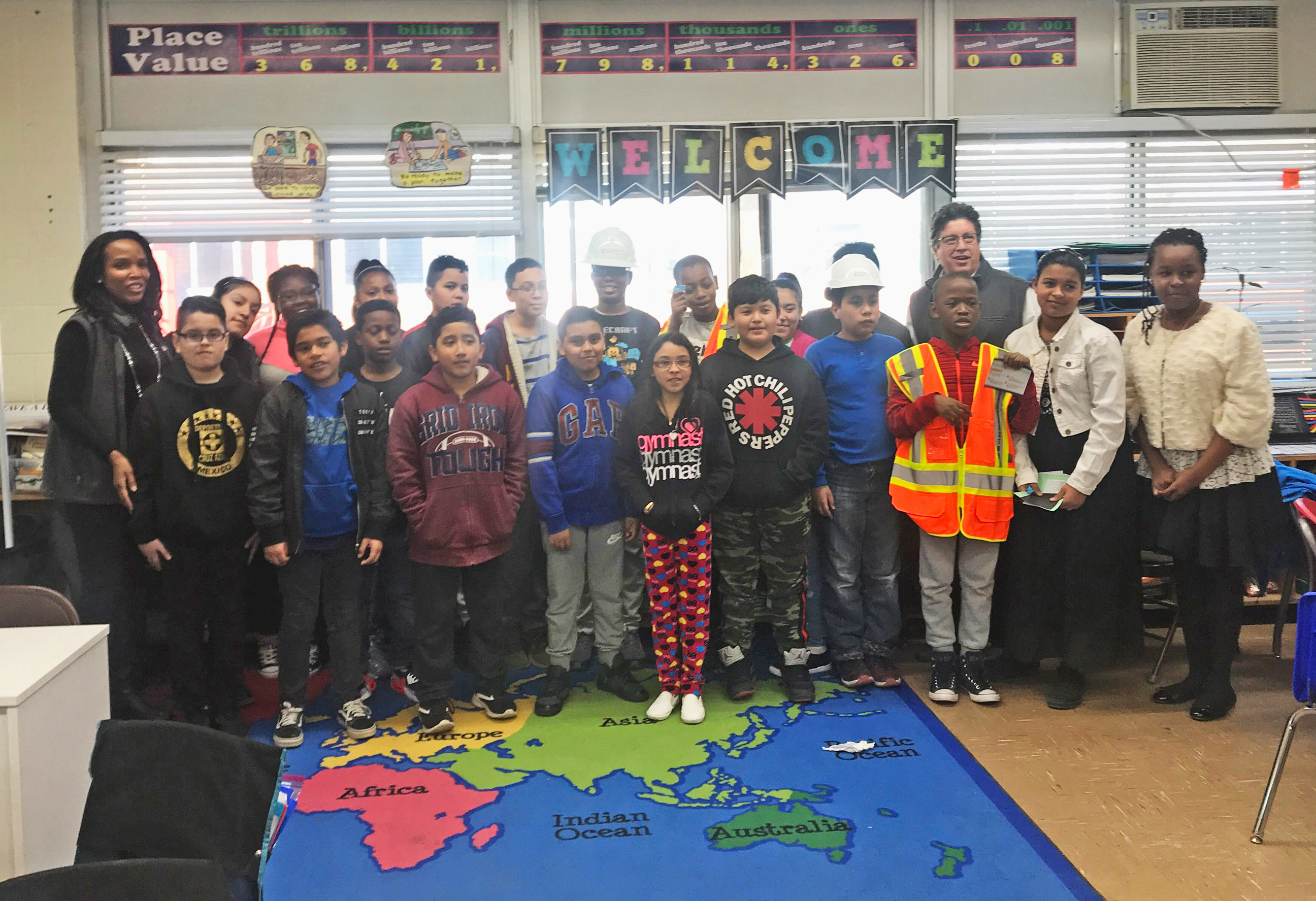 Park Avenue Elementary School (Westbury) Career Day - 03-28-19