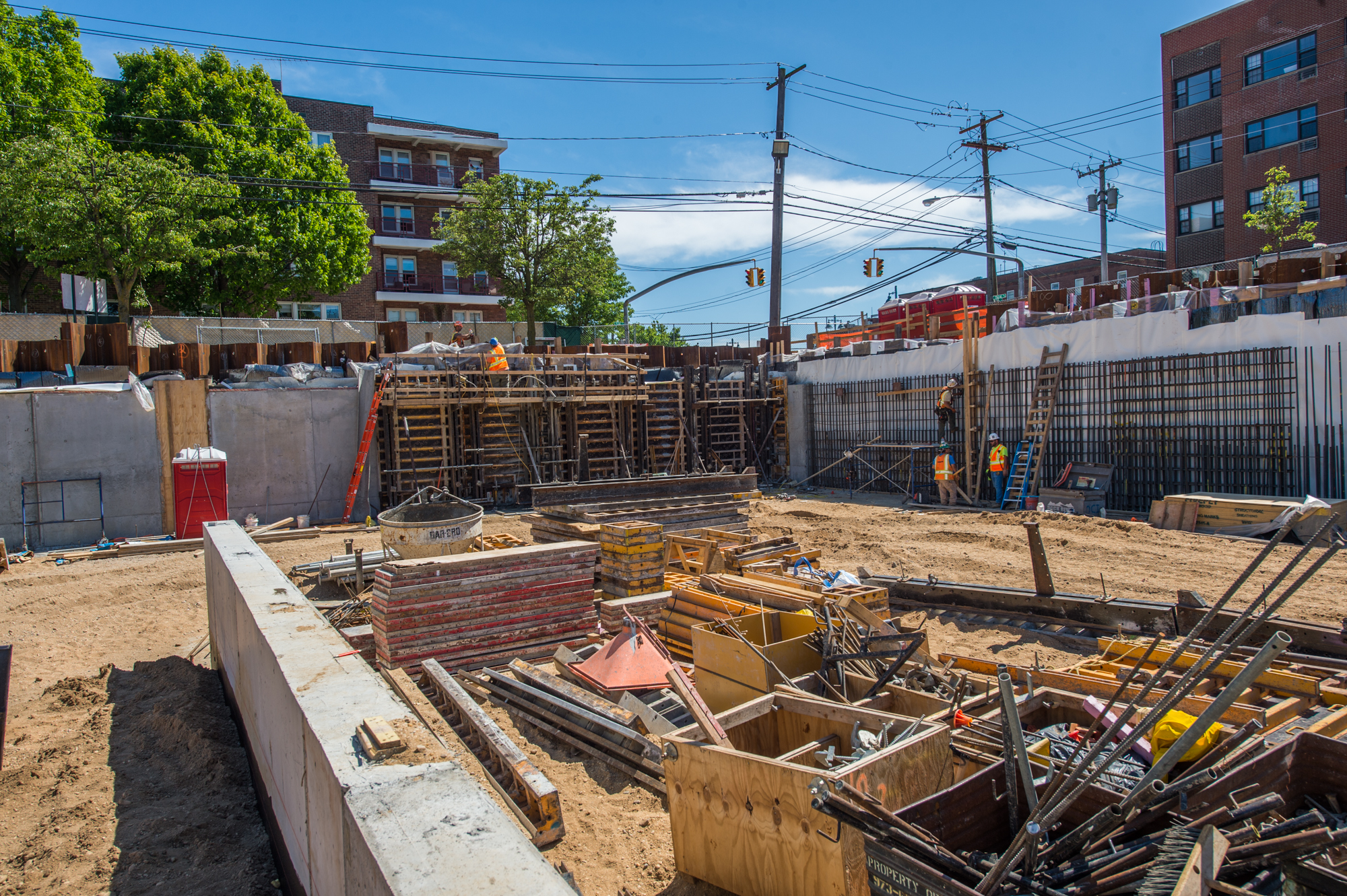 Mineola Harrison Ave Parking Structure 5-24-19