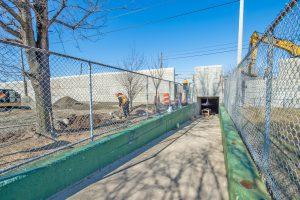 Linden Avenue Underpass 02-14-20