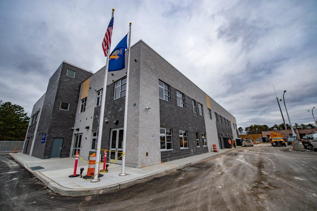 Mid-Suffolk Yard - Employee Facility 01-28-20