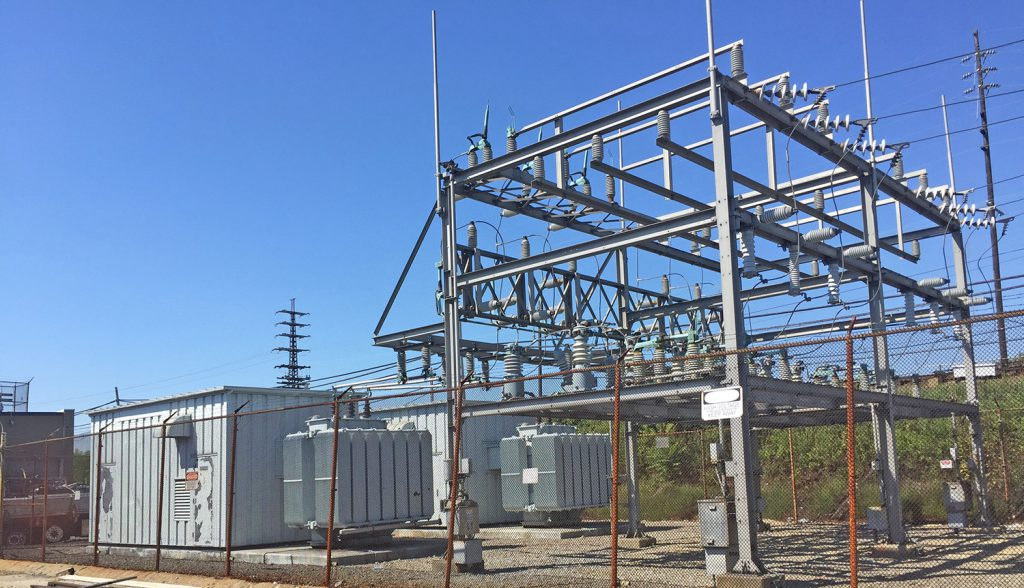 Existing Meadowbrook Substation 08-10-20