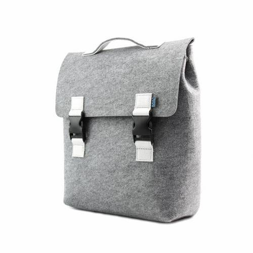 Carter Backpack With Nylon Trim