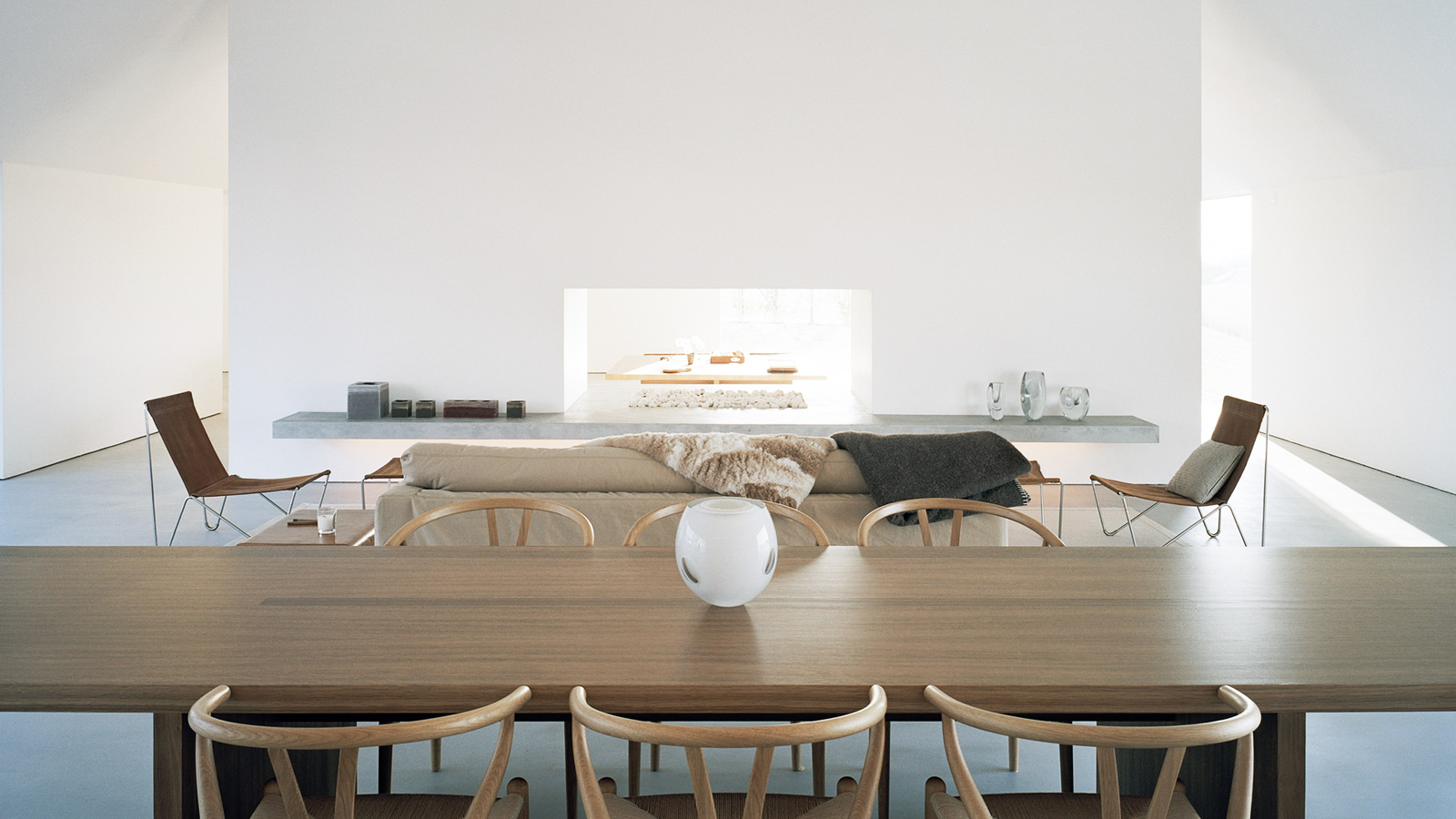 John Pawson Is A British Architectural Designer Whose Work Is Known For Its Minimalist Aesthetic His Baron House Is A Testament To The Style