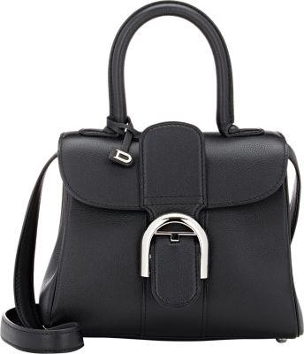 Brillant MM S Leather Satchel