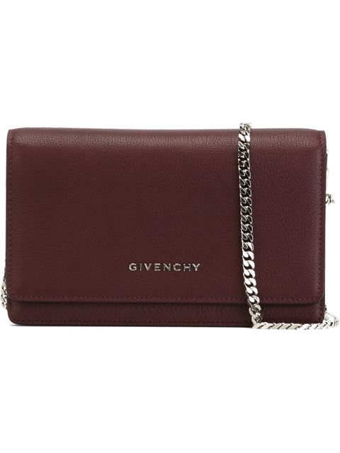 Pandora Leather Chain Wallet