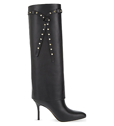 Punky-Ch Knee High Boot
