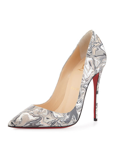 christian louboutin men sneakers - christian louboutin So Kate python pointed-toe pumps | cosmetics ...