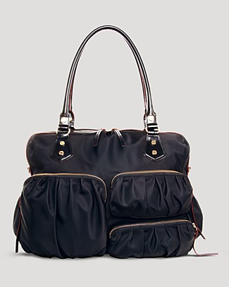 JANE HANDBAG - BLACK