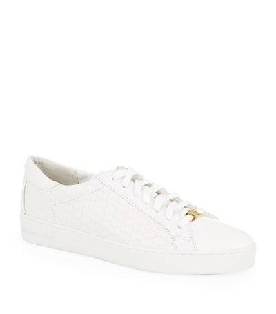 MICHAEL MICHAEL KORS 'The Jet Set 6 - Irving' Leather Sneaker (Women)