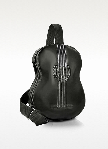 Guitar Backpack w/MP3 Speaker Connection