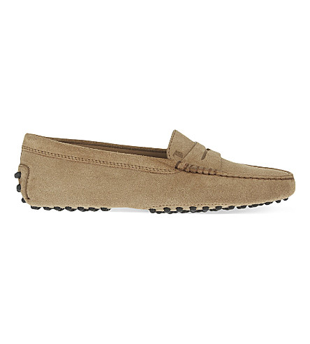 MOCASSINO SUEDE DRIVING SHOES