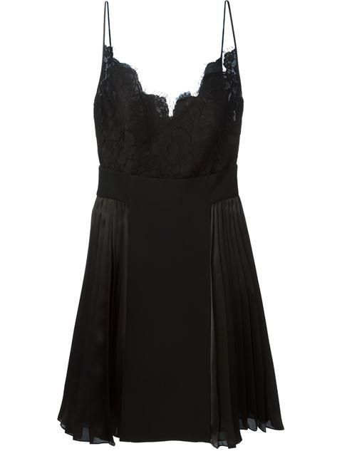 Cami Jersey Macrame Dress