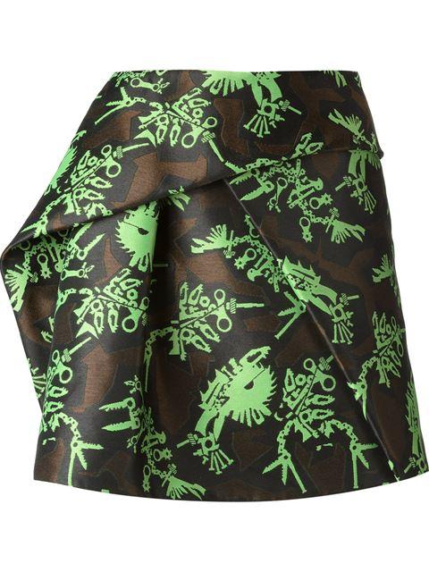 'Monster' Skirt
