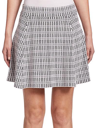 Rortie Tweed Skirt
